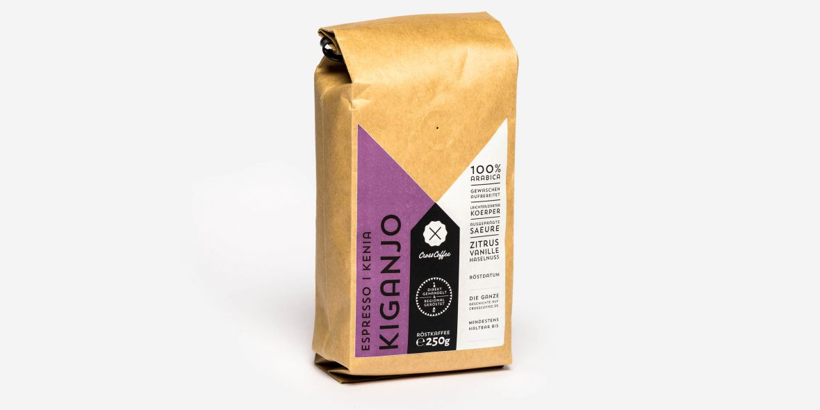 Kiganjo Espresso