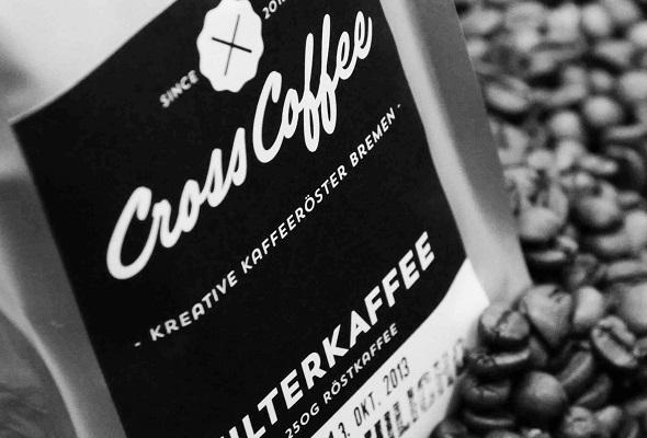 Cross Coffee Kaffee Kaffeerösterei Bremen