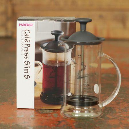 Hario Cafe Press Slim 240ml   Zubehör, der Cross Coffee Kaffeerösterei aus Bremen