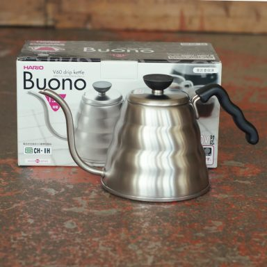 Hario Buono V60 Drip Kettle | Zubehör, der Cross Coffee Kaffeerösterei aus Bremen
