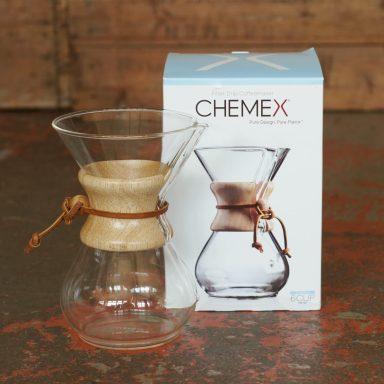 Chemex Coffeemaker | Zubehör, der Cross Coffee Kaffeerösterei aus Bremen