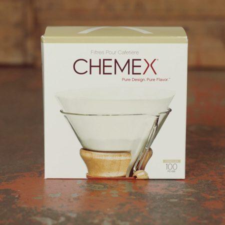 Filterpapier für den Chemex Coffeemaker CM 6T   Zubehör, der Cross Coffee Kaffeerösterei aus Bremen