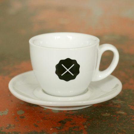 Cappuccino Tasse von Cross Coffee | Kaffeerösterei aus Bremen