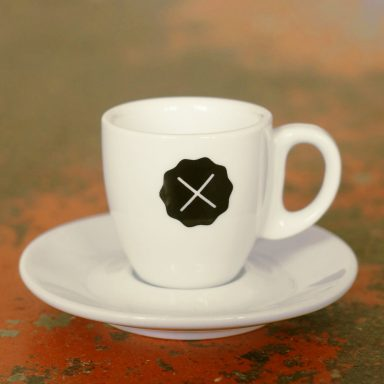 Cross Coffee Espresso Tasse 60 ml | Kaffeerösterei Cross Coffee aus Bremen