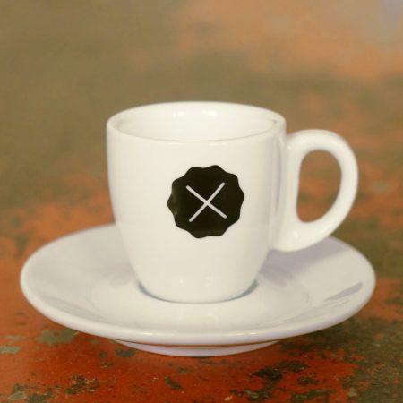 Cross Coffee Espresso Tasse 60 ml | Kaffeerösterei Cross Coffee aus Bremen