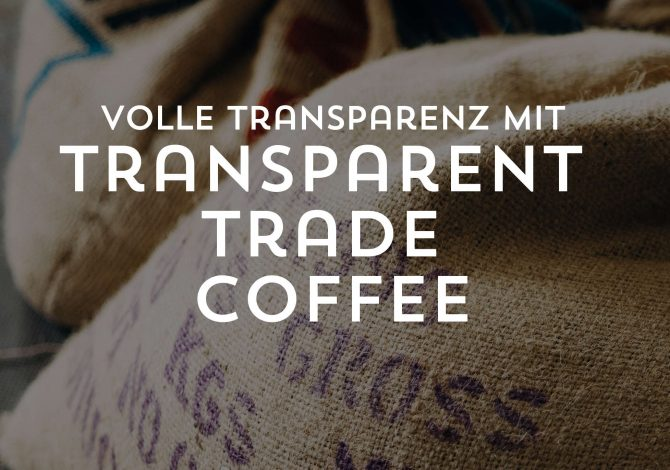 Beitragsbild: Cross Coffee bei transparent trade coffee - mehr Transparenz im Kaffeehandel
