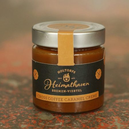 Cross Coffee Caramel Creme | Cross Over-Produkt mit Heimathaven | Tunki Espresso