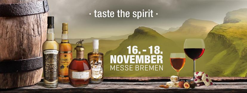 Ihr findest uns in diesem Jahr beim Botle Market der Messe Bremen